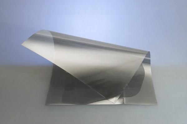 Shielding foil - silver light