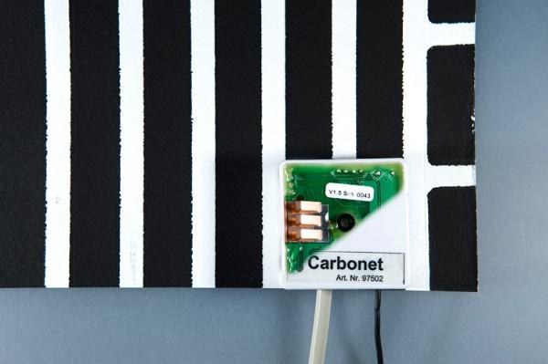 Sensor module for CARBONET