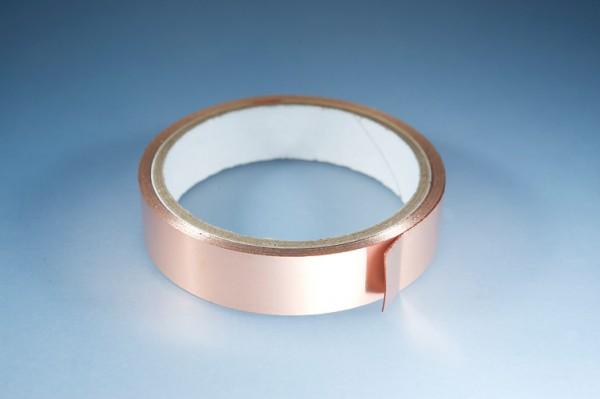 Kupfer-Abschirmband - klein